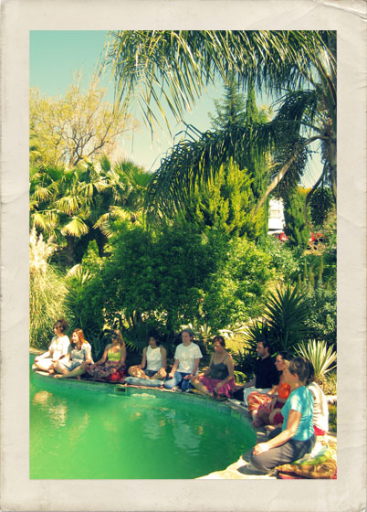 retreat meditation andalucia